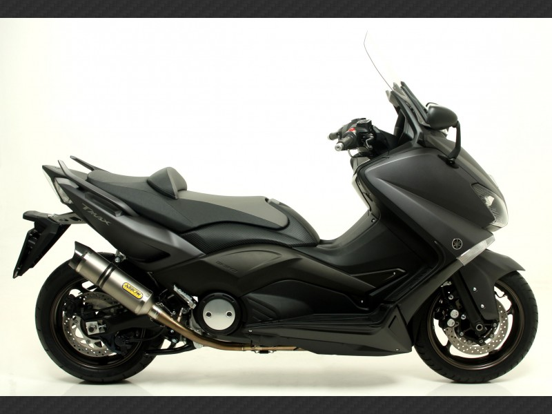 racing collectors yamaha t max 530 2012 2016 arrow 71457mi. Black Bedroom Furniture Sets. Home Design Ideas