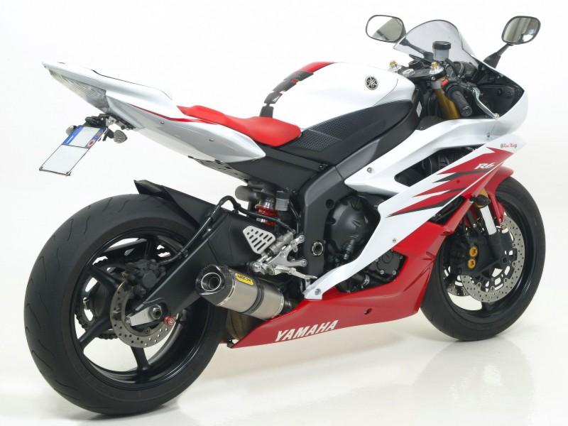 Arrow Pro Race Exhaust Yamaha R