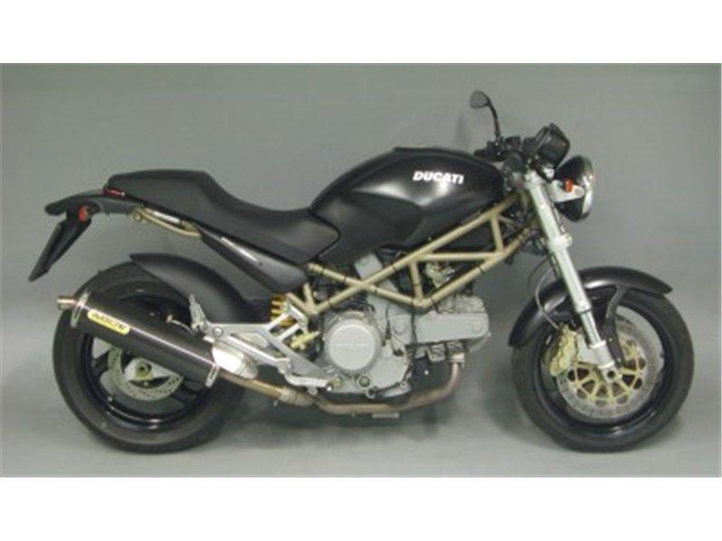 Terminali Race Tech Approved Carbonio Dx Sx Ducati Monster 620 Ie