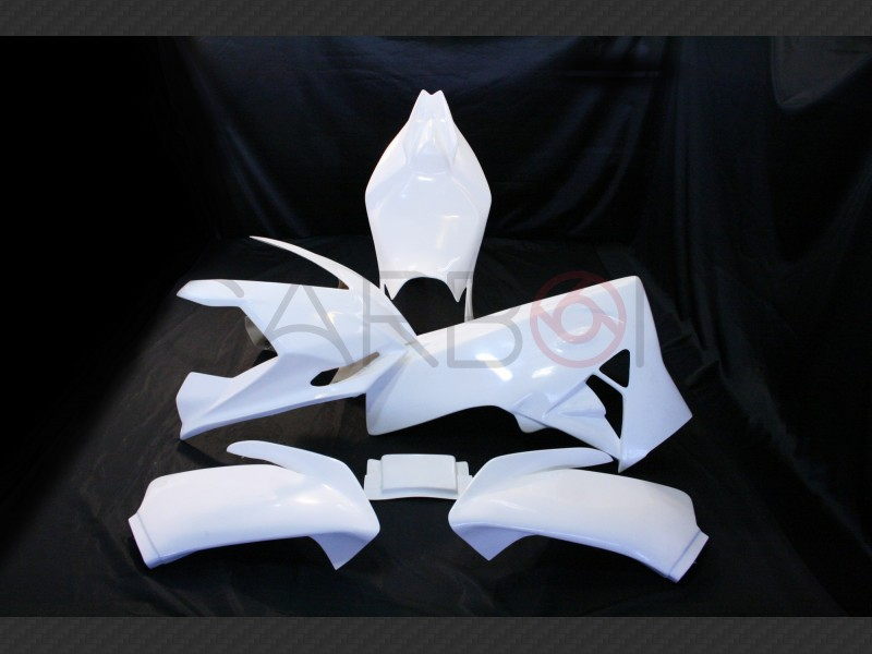 KIT CARENA COMPLETA RACING / complete fairing racing