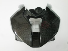 Upper carbon fairing racing BMW S 1000 RR 2009-2011